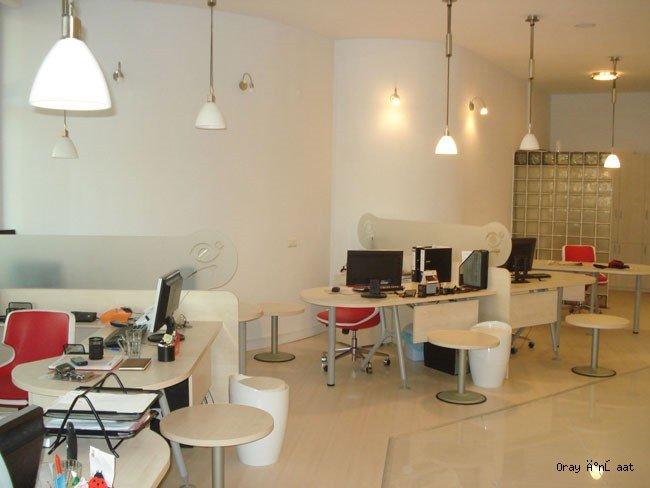 Büro Komple Dekorasyon