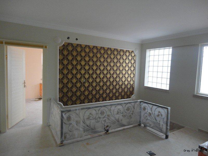 Kırıkkale Küçükafşar Köyü Temelden Villa